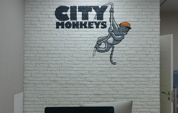 Логотип CityMonkeys