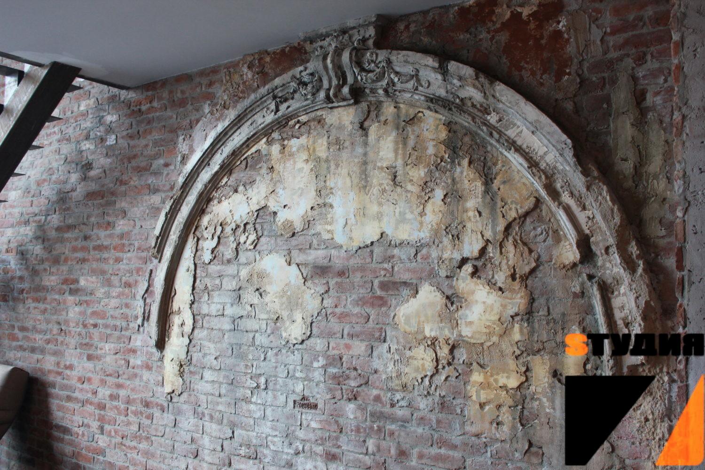 Роспись стен Роспись с фактурными материалами