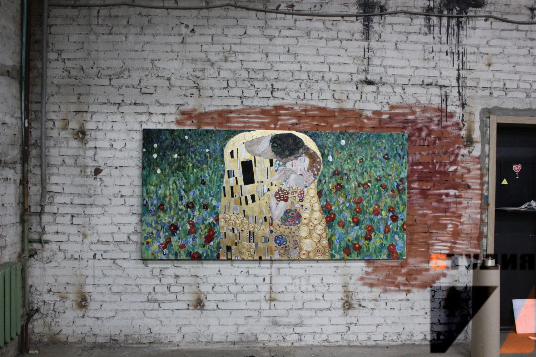 Роспись стен Аэрография