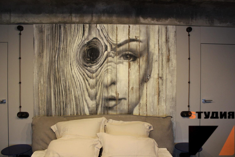 Роспись стен Арка портрет потолок