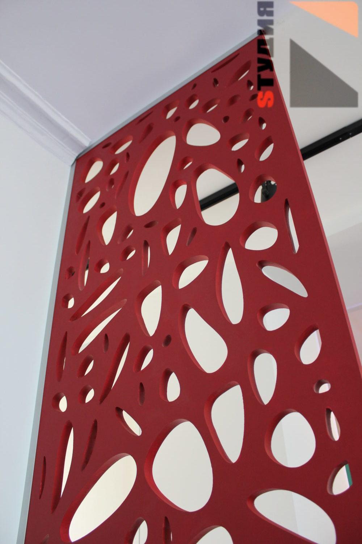 Роспись квартиры стиле лофт