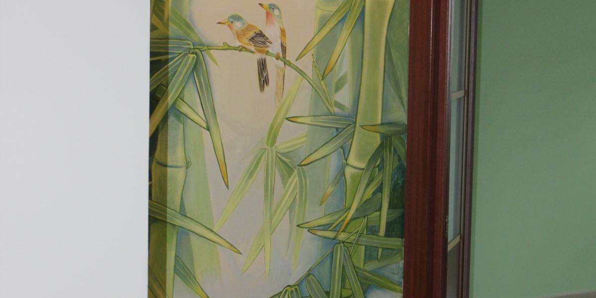 Бамбуковые рощи