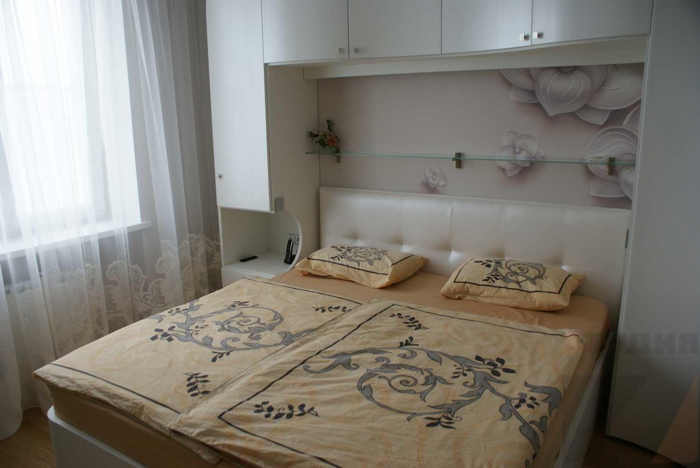 Роспись стен Роспись-обманка в квартире