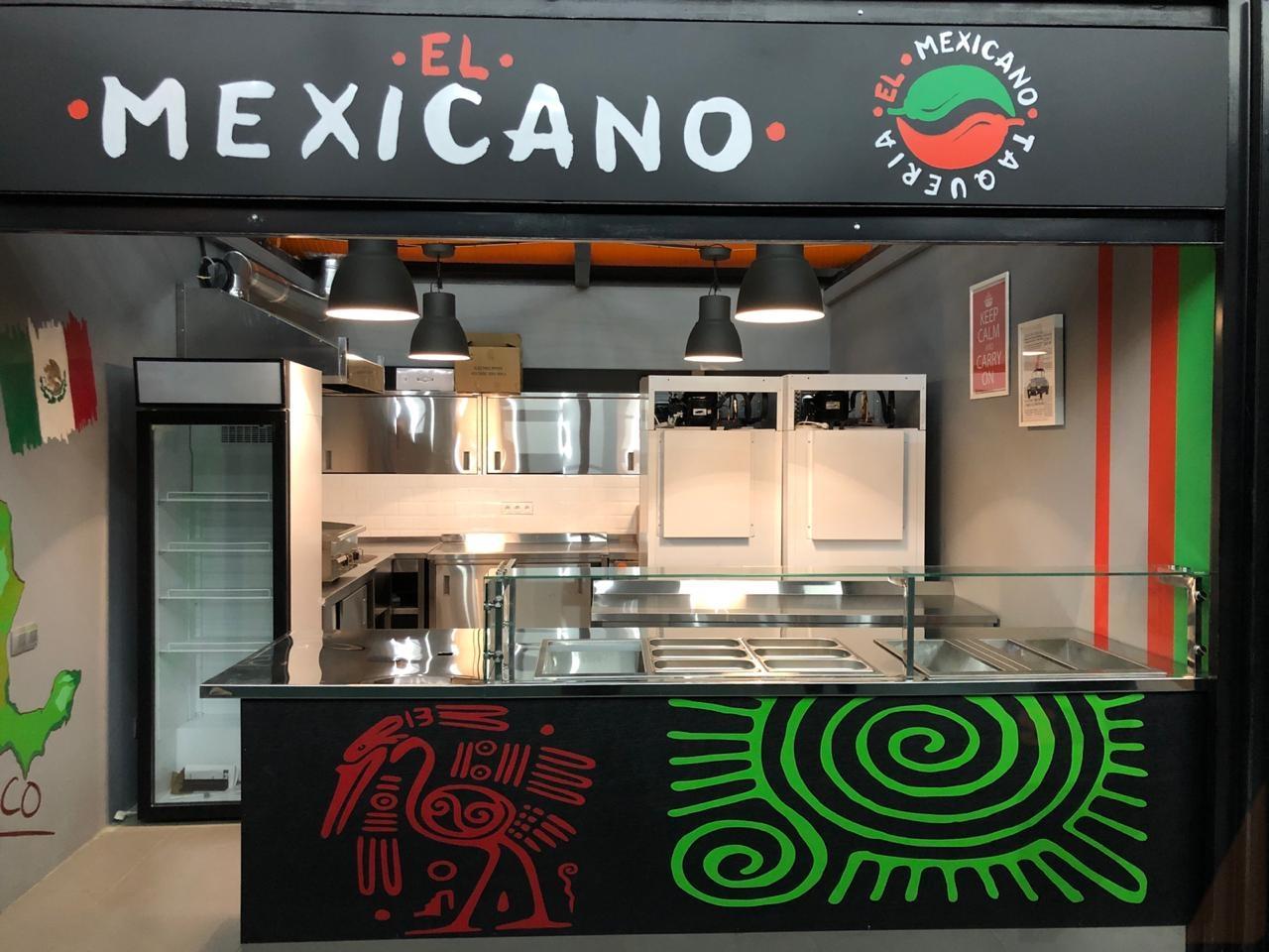 Роспись стен Мексиканская кухня