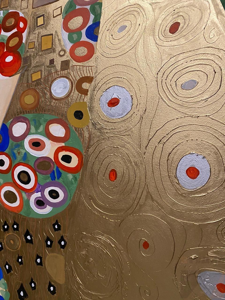 Роспись стен Роспись по мотивам картин Г.Климта
